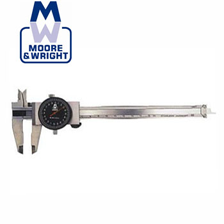 "6"" Thước cặp đồng hồ Moore and Wright MW140-15"